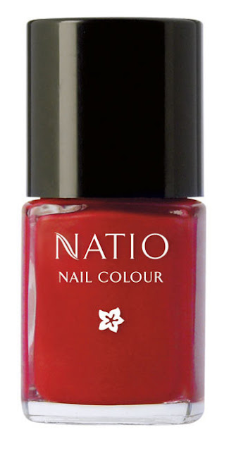 NATIO Nail Colour: Nail It New Classic Hues of Pink, Red & Plum