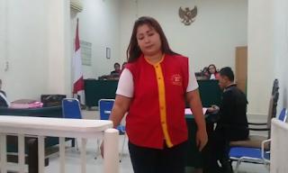 Mami Borjun di Vonis 17 Tahun Penjara Oleh PT Medan Karena....
