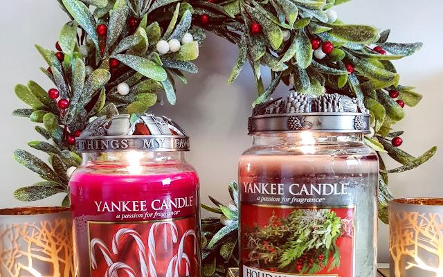 Świąteczny powrót skarbów Yankee Candle! Holiday Sage i Cranberry Peppermint. - Czytaj więcej »