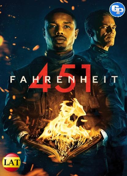 Fahrenheit 451 (2018) LATINO
