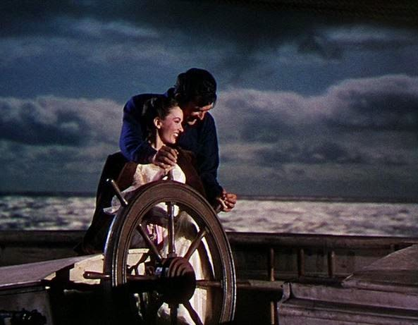 Another Old Movie Blog: The World In His Arms - 1952