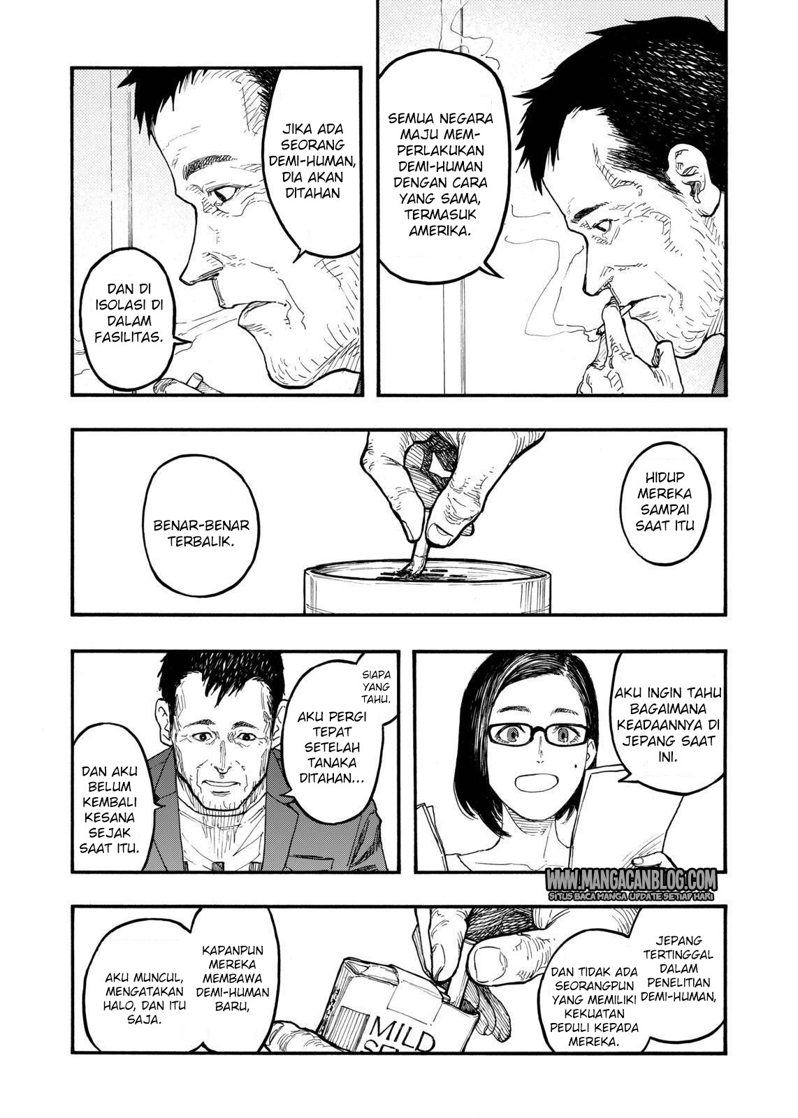 Dilarang COPAS - situs resmi www.mangacanblog.com - Komik ajin 046 - selamat pagi, sampai jumpa besok 47 Indonesia ajin 046 - selamat pagi, sampai jumpa besok Terbaru 20|Baca Manga Komik Indonesia|Mangacan