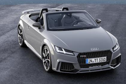 Audi TT Roadster 2018 Review, Specs, Price