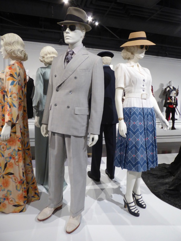 Original Allied film costumes