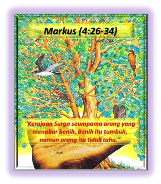 MARKUS  4:26-34