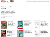 RCLibrary web site