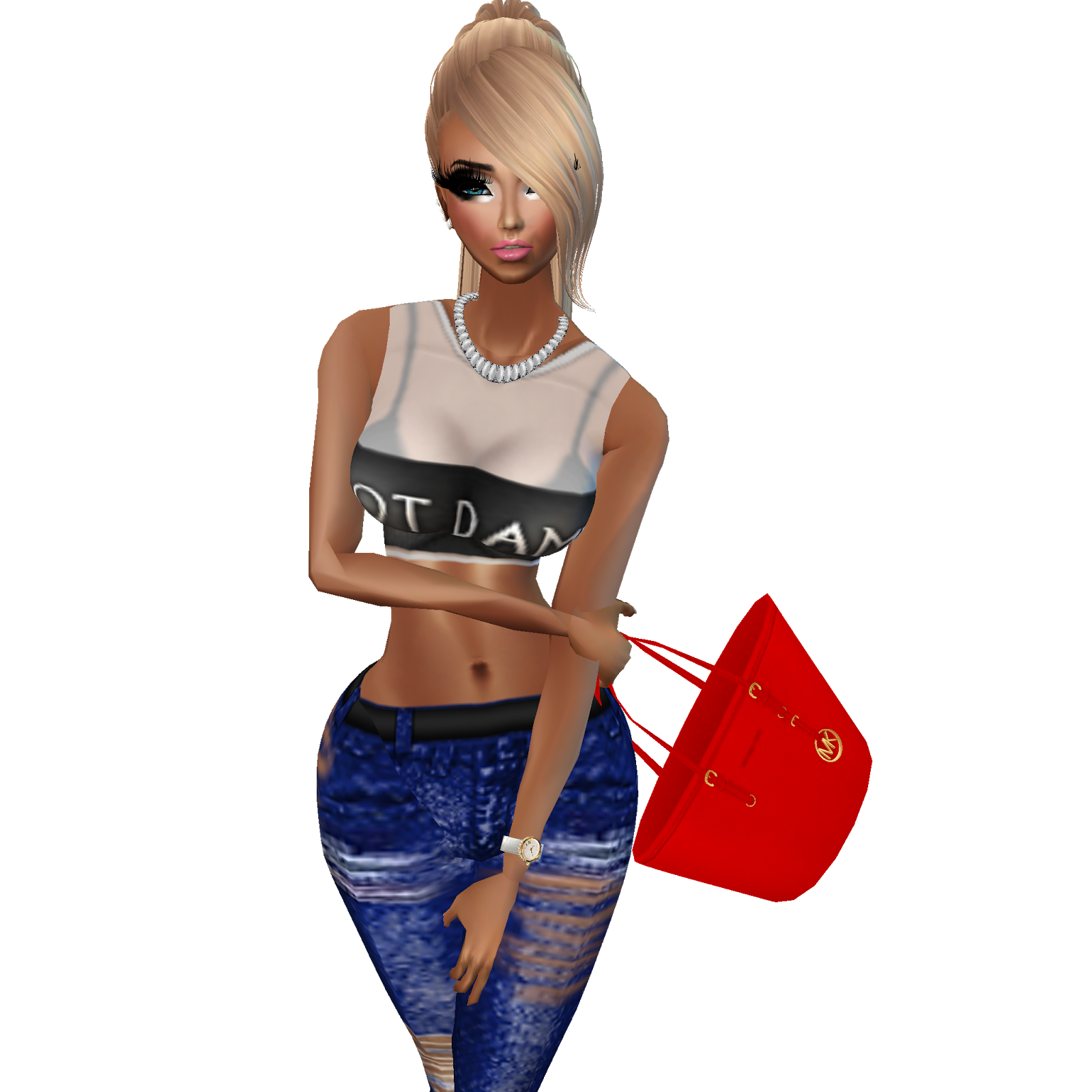 imvu fashion and style outfit of the week 9