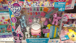 My Little Pony TRU Exclusive Birthday Surprise Party Pack