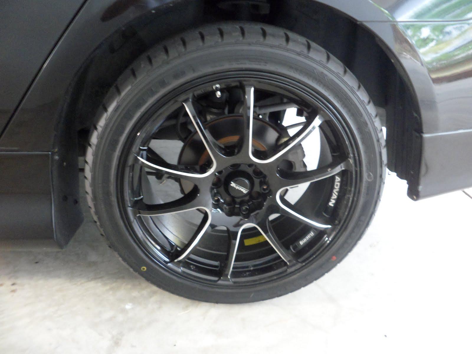 14 Rims Honda Accord