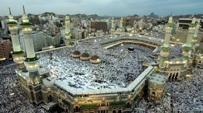 Masjid terbesar pada dunia