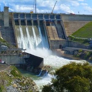 Bendungan, dam, pembangkit listrik tenaga air dan gravitasi bumi | Blog Mas Dory