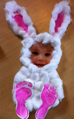 Funny Easter Cute bunny