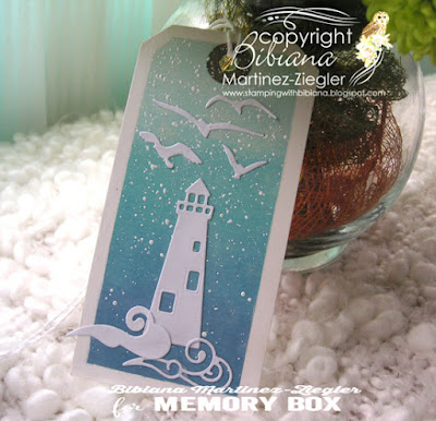 little marine tags lighthouse front