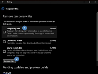 Cara Menghapus File Temporary di Windows 10