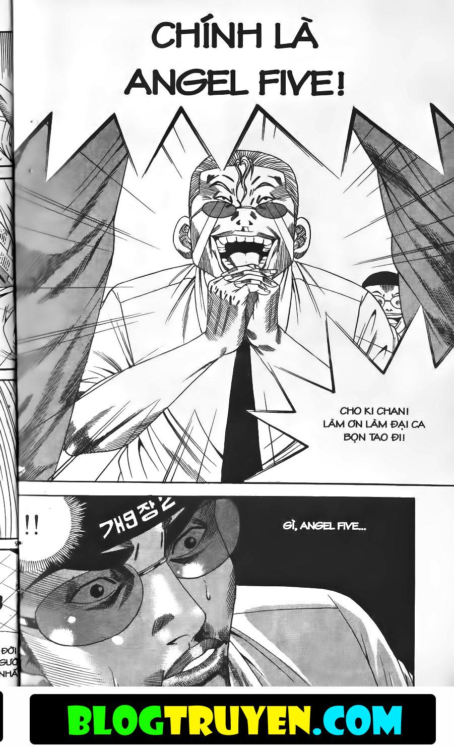 Bitagi - Anh chàng ngổ ngáo chap 145 trang 14