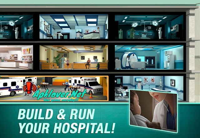 Operate Now Hospital MOD APK unlimited money