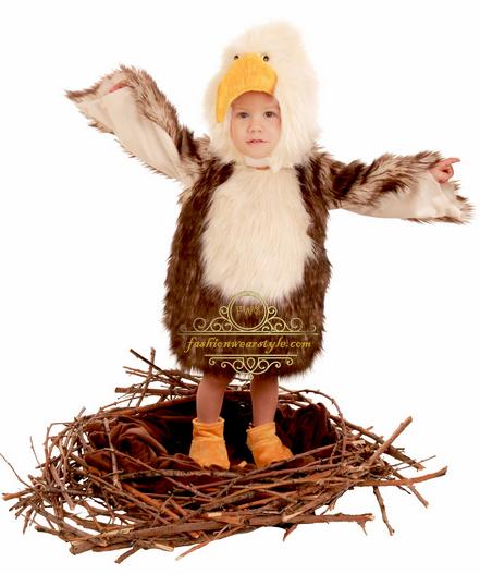 Baby Penguin Chicken & Halloween Eagle Costume www.fashionwearstyle.com
