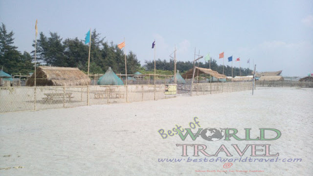 cheap beach resort near iba