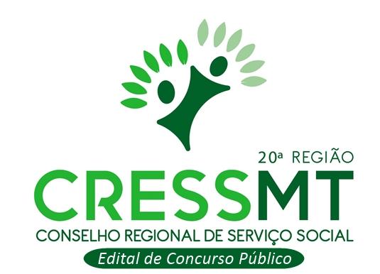 CRESS-MT abre inscrições para Concurso Público