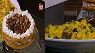 برنامج أميرة في المطبخ 3-6-2017 طريقة عمل كبسة لحمة - كركديه - كنافة بالبلح مع اميرة شنب