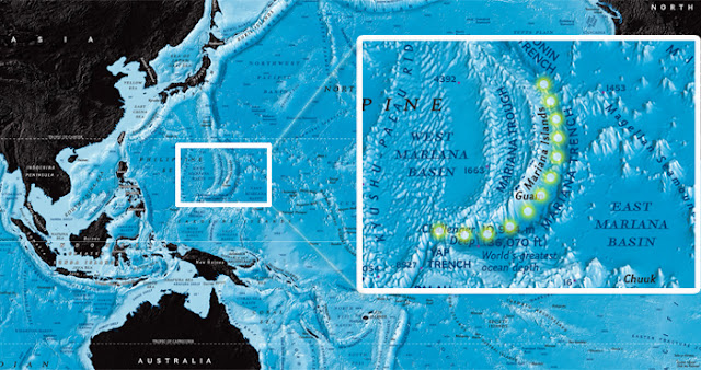 Palung Terdalam Di Samudra