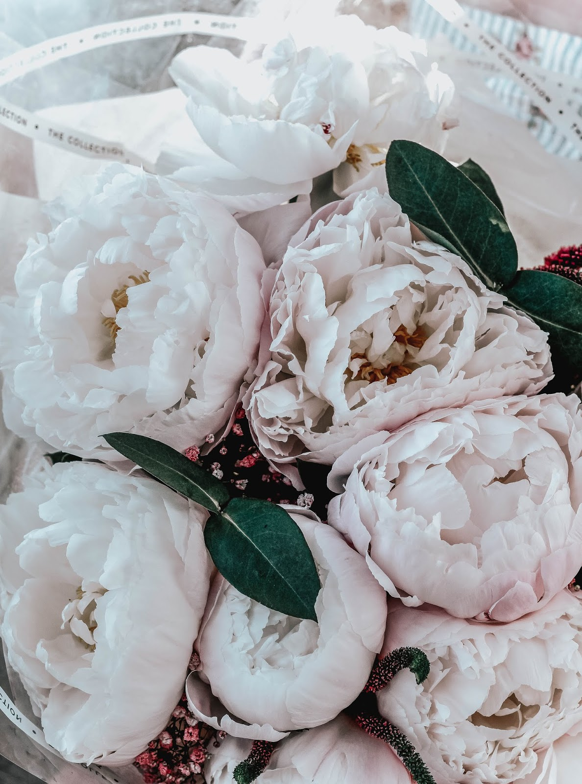 Marks & Spencer Large Peony Bouquet