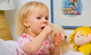 5 Langkah Sederhana Mengobati Batuk Pada Bayi