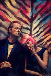 Lost in Translation Art