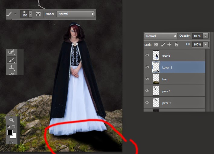 animasi photoshop, membuat animasi, tutorial animasi photoshop