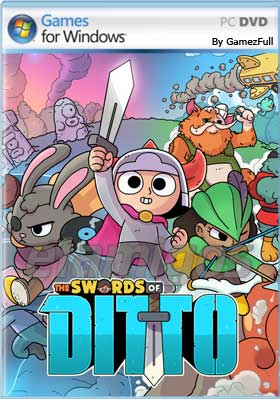 The Swords of Ditto PC [Full] Español [MEGA]