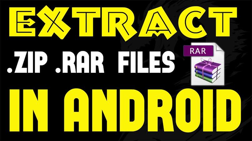 Ekstract File ZIP dan RAR di Android