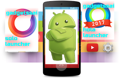 android launchers apk