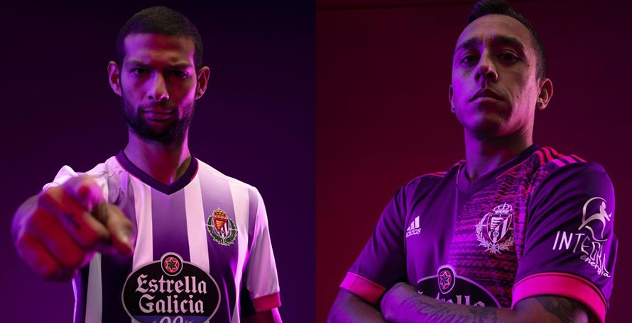 Real Valladolid 20-21 Home & Away Kits Released - Footy Headlines