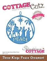 http://www.scrappingcottage.com/cottagecutzthreekingspeaceornamentelites.aspx