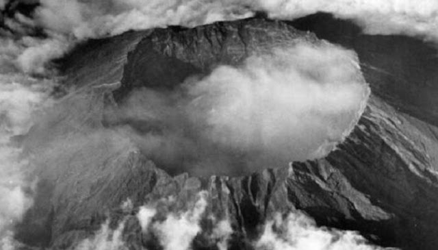 Inilah Enam Bencana Alam Terdahsyat Yang Pernah Melanda Indonesia
