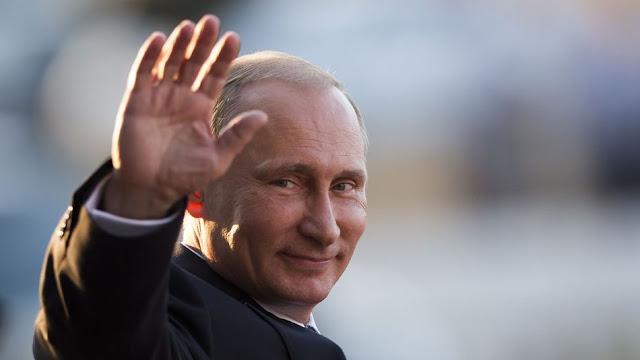 Vladimir Putin - MichellHilton.com