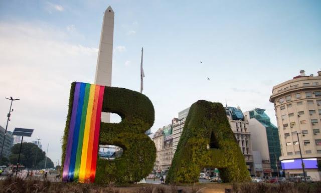 Lugares LGBT em Buenos Aires