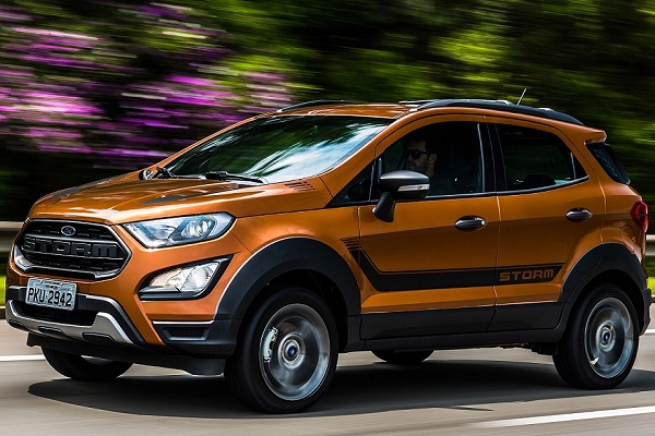 Ford Ecosport Storm 2018 Precio Argentina Motor Y Equipamiento