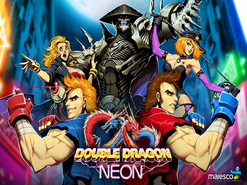 Double Dragon Neon Game Free Download