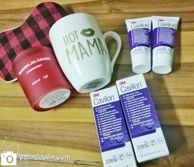 Krim Anti Rashes Untuk Baby Daim 3M Cavilon Barrier Cream