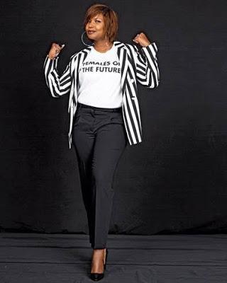 Carol Tshabalala Named 2017 Glamour Women Of The Year In Media
