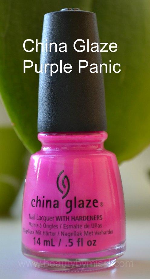 manicure, nails, fuchsia pink nail polish
