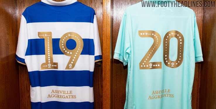 new product 3c8fa 35f98 QPR 19-20 Home & Away Kits Released - Footy Headlines