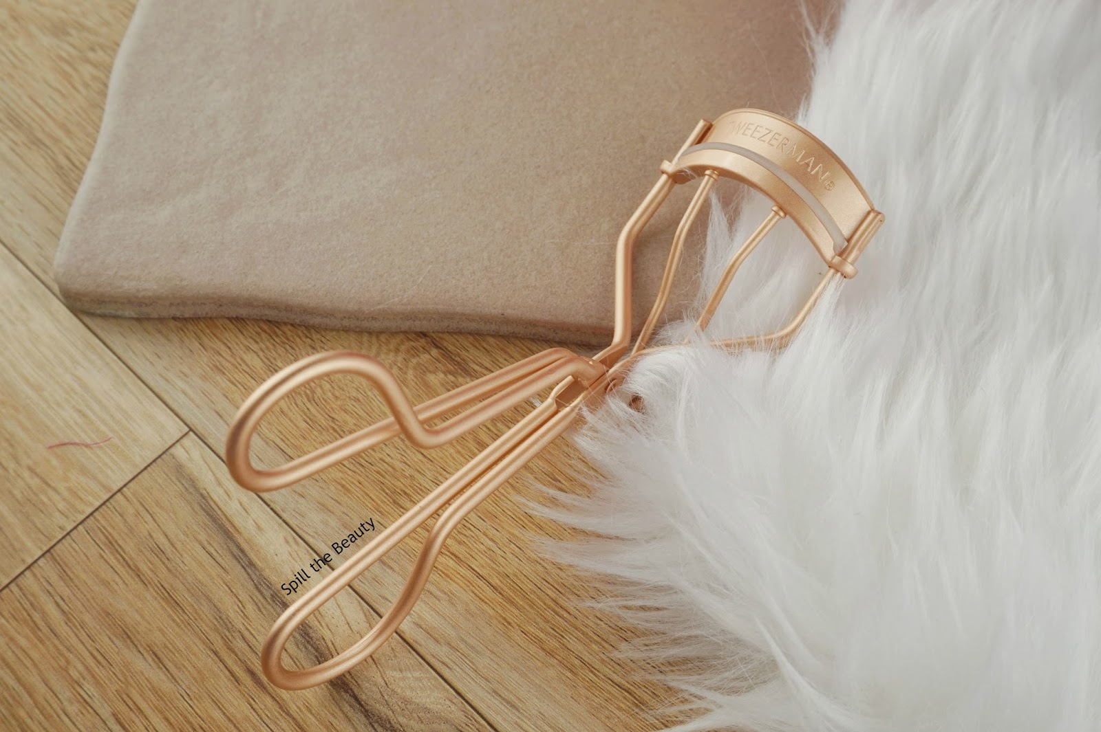 tweezerman Rose Gold Classic Curler