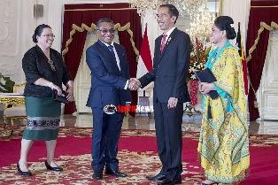 Republik Indonesia dan Timor Leste Survei Bareng