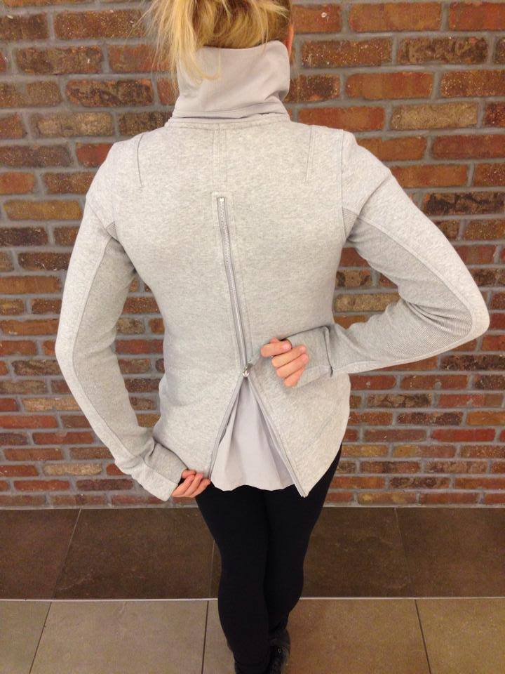 lululemon en route jacket