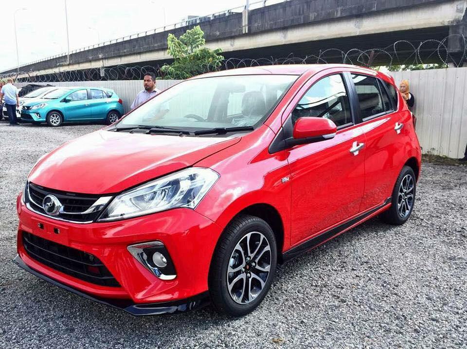 Gambar Harga Dan Spesifikasi Perodua Myvi 2018  Firdaus Life