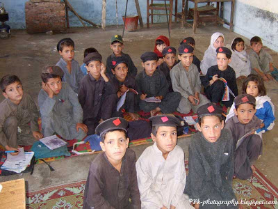 Pakistani School Kids