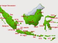 Berapa Jumlah Provinsi di Indonesia? Jawabannya Disini