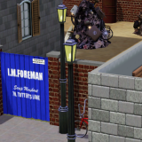 76 Totters Lane Clutter - Street Lamp- Preview Image